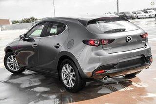 2020 Mazda 3 BP2H7A G20 SKYACTIV-Drive Pure Grey 6 Speed Sports Automatic Hatchback