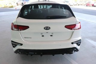 2019 Kia Cerato BD MY19 S Clear White 6 Speed Sports Automatic Hatchback