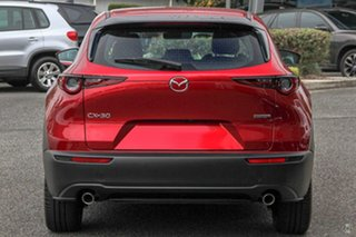 2020 Mazda CX-30 DM2WLA G25 SKYACTIV-Drive Astina Red 6 Speed Sports Automatic Wagon.