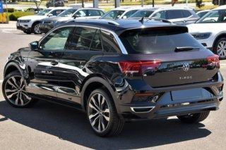 2020 Volkswagen T-ROC A1 MY21 140TSI DSG 4MOTION Sport Black 7 Speed Sports Automatic Dual Clutch.