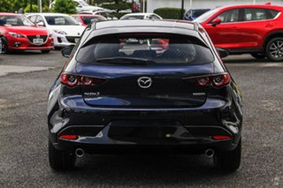 2020 Mazda 3 BP2H7A G20 SKYACTIV-Drive Evolve Blue 6 Speed Sports Automatic Hatchback.