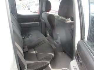 2011 Ford Ranger XL H/R XL (4x2) White 5 Speed Automatic Dual Cab