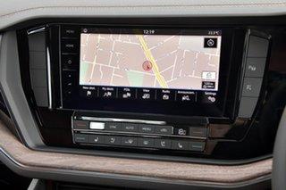 2020 Volkswagen Touareg CR MY20 190TDI Tiptronic 4MOTION Adventure Black 8 Speed Sports Automatic