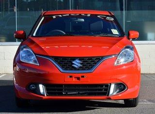 2020 Suzuki Baleno EW Series II GL Red 4 Speed Automatic Hatchback.
