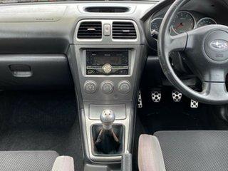 2007 Subaru Impreza S MY07 WRX AWD Silver 5 Speed Manual Hatchback