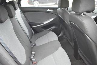 2014 Hyundai Accent RB3 SR Grey 6 Speed Sports Automatic Hatchback