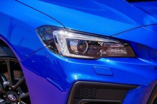2020 Subaru WRX V1 Premium Blue Manual Sedan