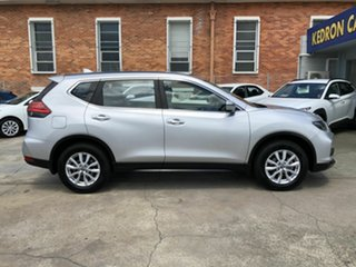 2019 Nissan X-Trail T32 Series II ST X-tronic 4WD Silver 7 Speed Constant Variable Wagon.