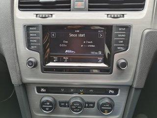 2014 Volkswagen Golf VII MY14 90TSI DSG Comfortline Blue 7 Speed Sports Automatic Dual Clutch