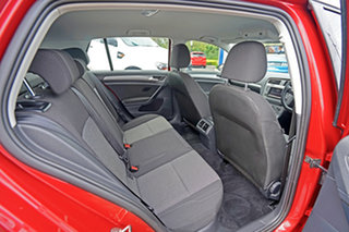 2014 Volkswagen Golf VII MY14 90TSI Red 6 Speed Manual Hatchback