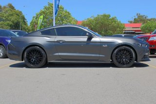 2015 Ford Mustang FM GT Fastback Grey 6 Speed Manual Fastback