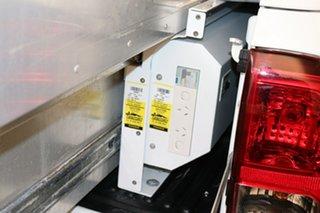 2016 Toyota Hilux GUN125R Workmate Double Cab Glacier 6 speed Automatic Utility