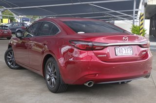 2018 Mazda 6 GL1032 Touring SKYACTIV-Drive Soul Red Crystal 6 Speed Sports Automatic Sedan.