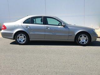 2004 Mercedes-Benz E-Class W211 E320 Elegance Bronze 5 Speed Sports Automatic Sedan.