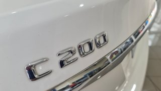 2015 Mercedes-Benz C-Class W205 C200 7G-Tronic + Midnight Blue 7 Speed Sports Automatic Sedan