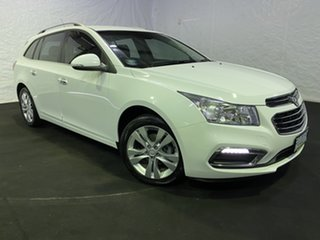 2016 Holden Cruze JH Series II MY16 CDX Sportwagon Summit White 6 Speed Sports Automatic Wagon.