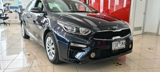 2020 Kia Cerato BD MY20 S Gravity Blue 6 Speed Sports Automatic Sedan.