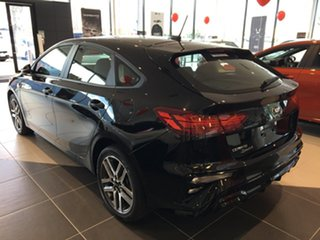 2020 Kia Cerato BD MY21 Sport+ Aurora Black 6 Speed Sports Automatic Hatchback