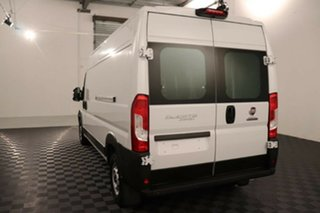 2021 Fiat Ducato Series 7 Mid Roof LWB White 9 speed Automatic Van.