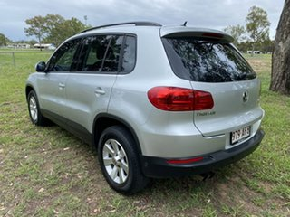 2013 Volkswagen Tiguan 5NC MY13.5 155 TSI (4x4) Silver Ash 7 Speed Auto Direct Shift Wagon