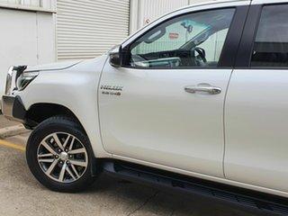2018 Toyota Hilux SR5 Premium White 6 Speed Automatic Dual Cab