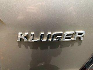 2004 Toyota Kluger MCU28R CVX (4x4) Gold 5 Speed Automatic Wagon