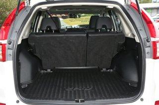2015 Honda CR-V RM Series II MY16 VTi-L 4WD White Orchid 5 Speed Sports Automatic Wagon