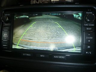 2013 Mitsubishi Pajero NW MY14 VR-X White 5 Speed Sports Automatic Wagon
