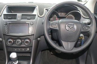 2016 Mazda BT-50 UR0YF1 XTR Blue 6 Speed Manual Utility
