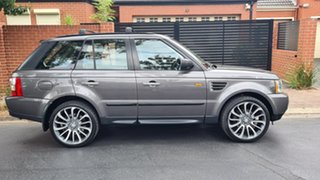 2007 Land Rover Range Rover Sport 4.4 V8 Grey 6 Speed Auto Sequential Wagon.