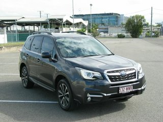 2016 Subaru Forester MY16 2.5I-S Grey Continuous Variable Wagon.