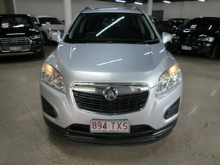 2014 Holden Trax TJ MY14 LS Silver 6 Speed Automatic Wagon