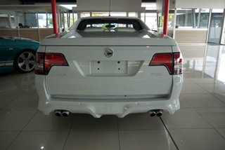 2010 Holden Special Vehicles Maloo E Series 2 R8 White 6 Speed Manual Utility