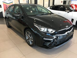 2020 Kia Cerato BD MY21 Sport+ Aurora Black 6 Speed Sports Automatic Hatchback.