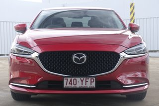 2018 Mazda 6 GL1032 Touring SKYACTIV-Drive Soul Red Crystal 6 Speed Sports Automatic Sedan