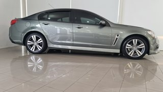 2015 Holden Commodore VF MY15 SV6 Grey 6 Speed Sports Automatic Sedan