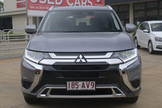2019 Mitsubishi Outlander ZL MY20 ES AWD Grey 6 Speed Constant Variable Wagon