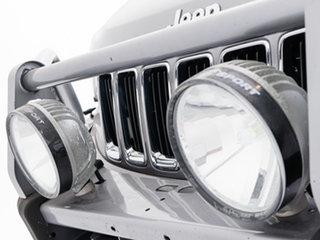 2015 Jeep Grand Cherokee WK MY15 Laredo (4x4) Silver 8 Speed Automatic Wagon