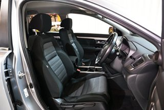 2017 Honda CR-V MY18 VTi-S (2WD) Silver Continuous Variable Wagon