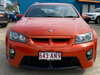 2006 Holden Special Vehicles ClubSport E Series R8 Orange 6 Speed Manual Sedan