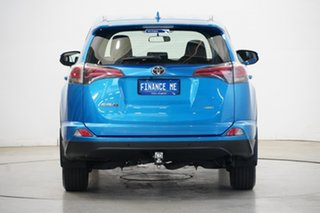 2016 Toyota RAV4 ASA44R GX AWD Blue 6 Speed Sports Automatic Wagon