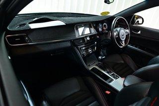 2017 Kia Optima JF MY18 GT Black 6 Speed Sports Automatic Sedan