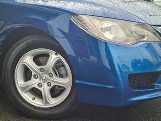 2010 Honda Civic VTI Blue Manual Sedan.
