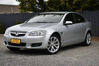 2011 Holden Berlina VE II International Silver 6 Speed Sports Automatic Sedan.