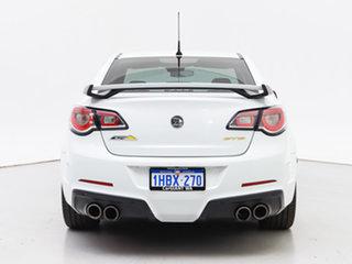 2013 Holden Special Vehicles GTS Gen F White 6 Speed Manual Sedan