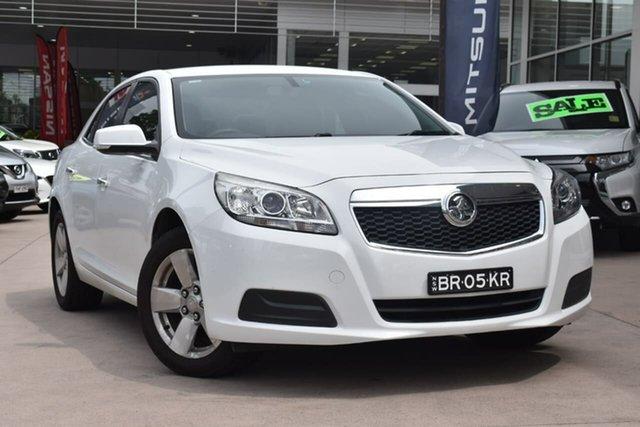 Used Holden Malibu V300 MY14 CD Blacktown, 2015 Holden Malibu V300 MY14 CD White 6 Speed Sports Automatic Sedan