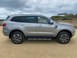 2019 Ford Everest UA II 2019.75MY Titanium Silver 10 Speed Sports Automatic SUV.