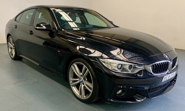 Used BMW 4 Series F32 428i Luxury Line Newcastle West, 2015 BMW 4 Series F32 428i Luxury Line Black 8 Speed Sports Automatic Coupe
