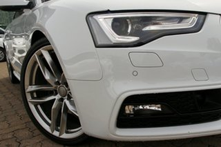 2016 Audi A5 8T MY16 2.0 TFSI Quattro White 7 Speed Auto Direct Shift Coupe.