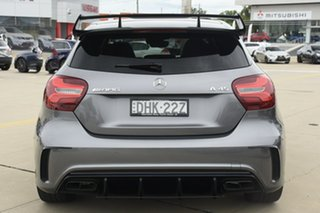 2016 Mercedes-AMG A 45 176 MY16 AMG Grey 7 Speed Auto Dual Clutch Hatchback